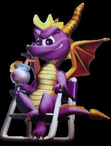 Spyro 2 png