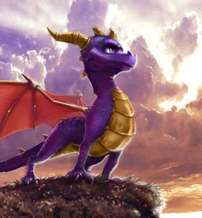 Spyro dragon