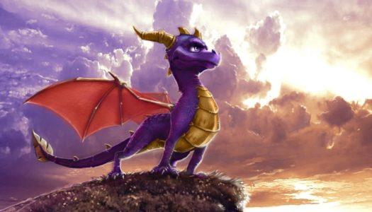 La leyenda de Spyro, el dragón que nunca se fue