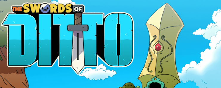 The-Swords-of-Ditto-Lanzamiento