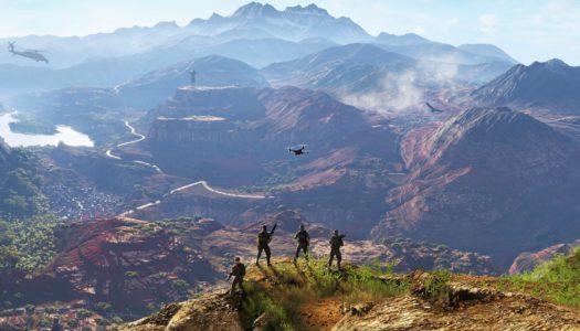 Ubisoft revela detalles de la nueva misión de Ghost Recon Wildlands