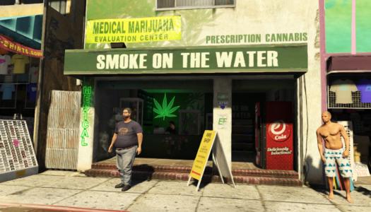 Marihuana en los videojuegos