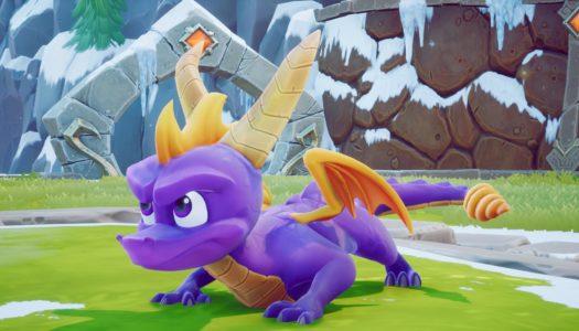 Spyro Reignited Trilogy: vuelve el morado