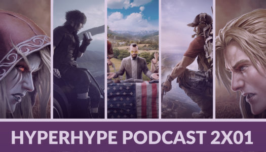 HyperHype Podcast 2×01 – Spyro Reignited Trilogy, Final Fantasy XV…
