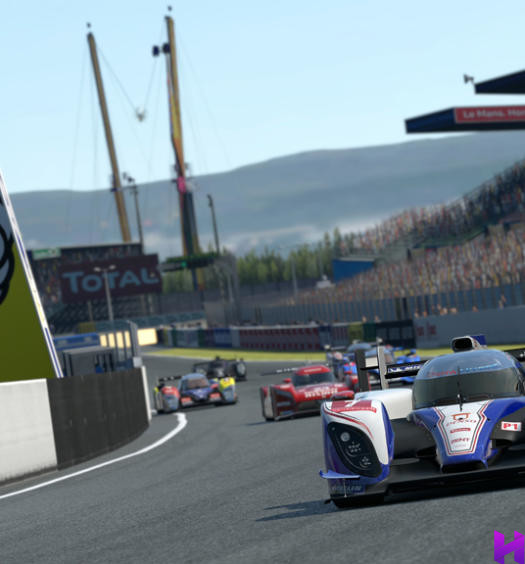Le Mans-Gran-Turismo