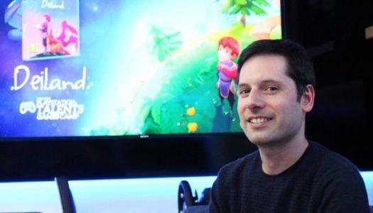 Abraham Cózar, director del estudio Chibig