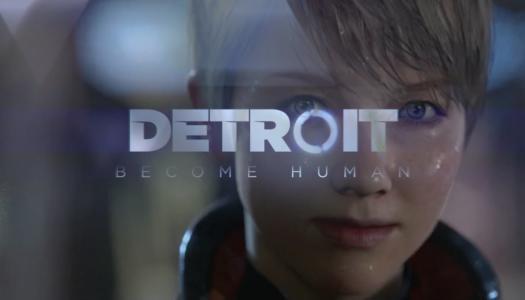 Detroit: Become Human ya está aquí