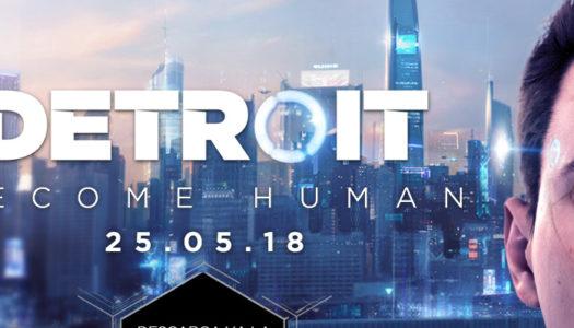 David Cage y Bryan Dechart protagonizan un nuevo vídeo de Detroit: Become Human