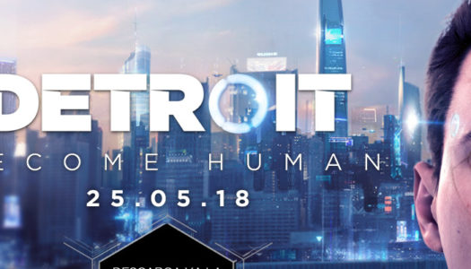 Detroit: Become Human estrena vídeo promocional en el Metro de Madrid