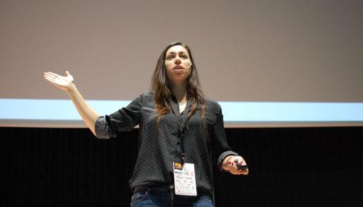 Gisela Vaquero, presidenta de Women in Games