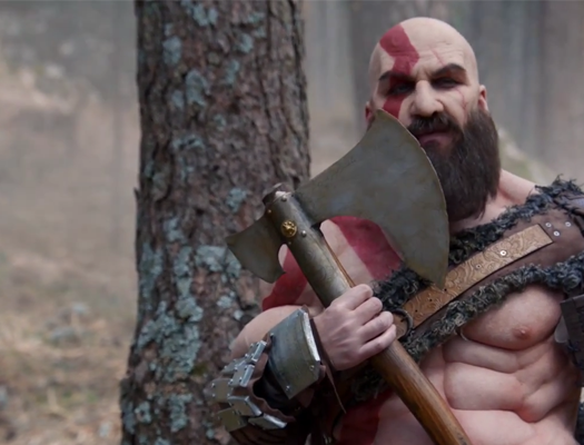 Joaquin Reyes kratos