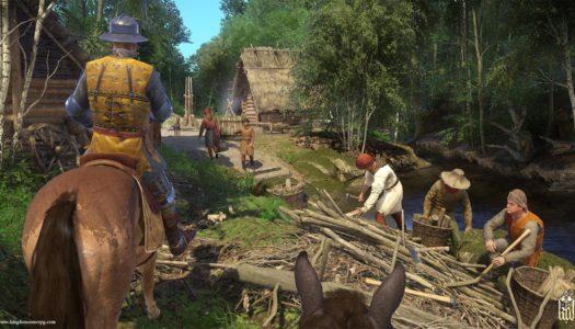 El interés por Kingdom Come: Deliverance colapsa