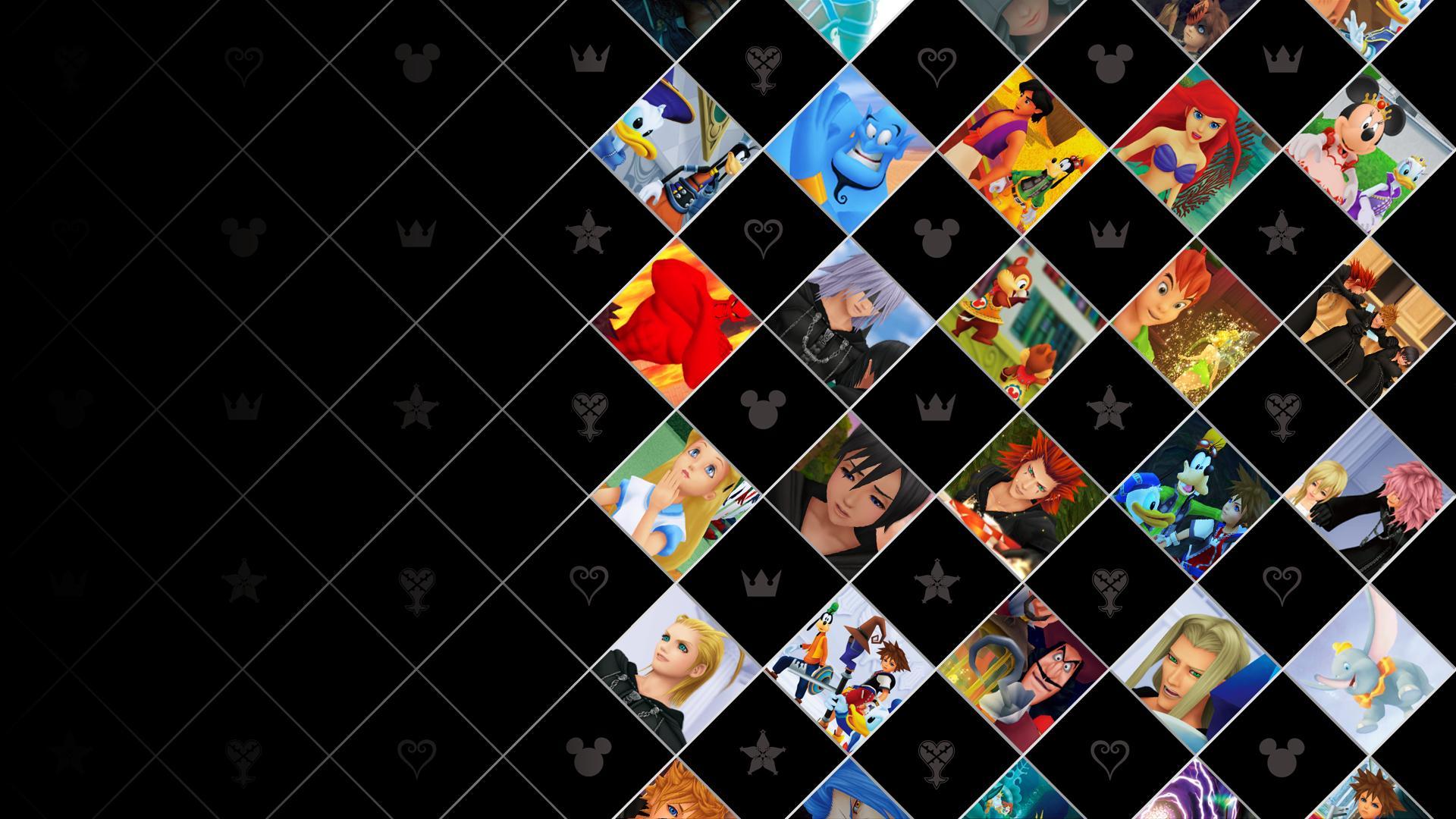 Kingdom Hearts 3 III