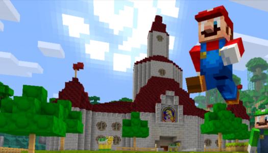 El cross play llega a Minecraft: Nintendo Switch Edition