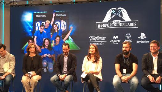 La primera jornada de la Liga de #eSportsUnificados se celebró con éxito