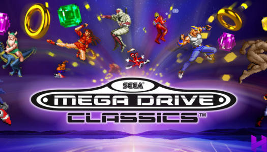 SEGA anuncia Mega Drive Classics para Nintendo Switch