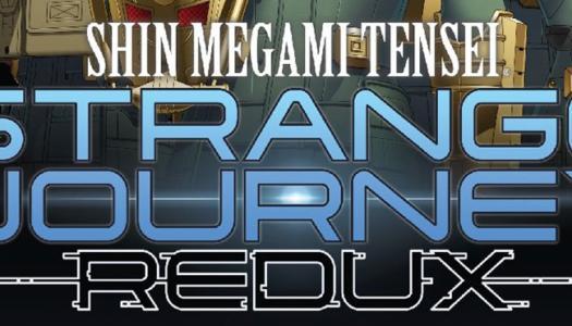 Shin Megami Tensei: Strange Journey Redux ya está a la venta