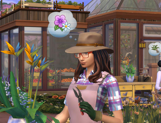 Los Sims 4-Rumbo