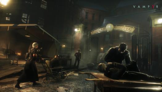 Vampyr se muestra en un gameplay de 50 minutos