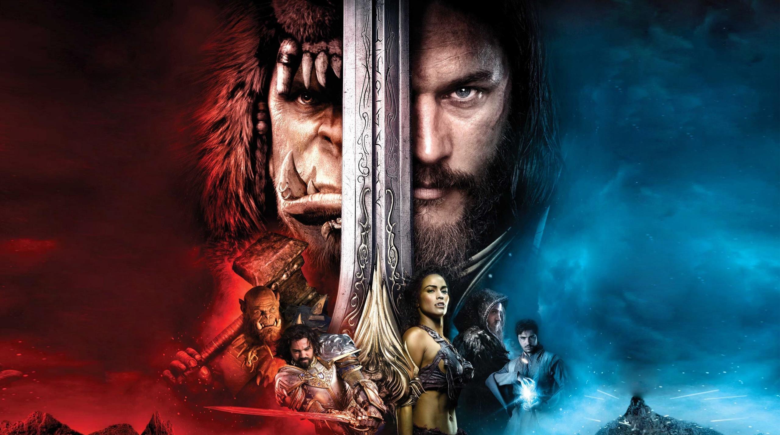 Warcraft El Origen peliculas
