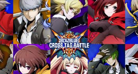 BlazBlue Cross Tag Battle presenta sus personajes de Under Night In-Birth
