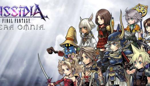 Dissidia Final Fantasy Opera Omnia presenta sus eventos de verano