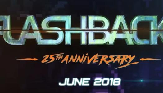 Flashback 25th Anniversary Collector's Edition cambia su fecha de lanzamiento
