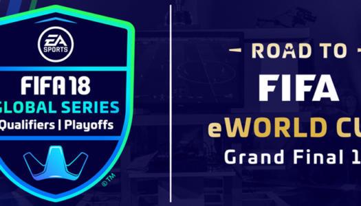 La final de FIFA eWorld Cup 2018 tendrá su sede en Londres