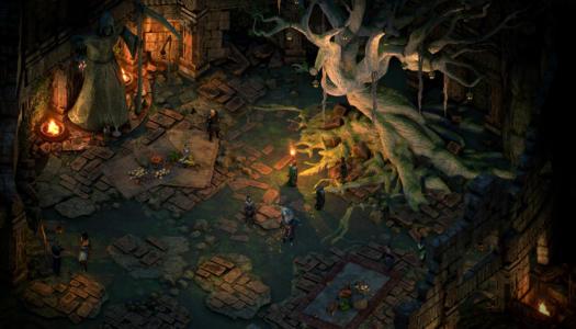 Primer parche beta para Pillars of Eternity 2: Deadfire