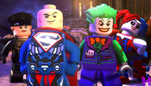 La creación de personajes en LEGO DC Súper-Villanos protagoniza un nuevo vídeo