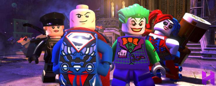 LEGO-DC-Super-Villanos-creación-pase de temporada-LEGO DC-Aquaman
