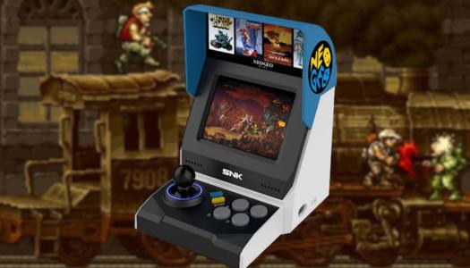 Neo Geo se suma a la estela de las consolas Mini: ¿quién será el siguiente?