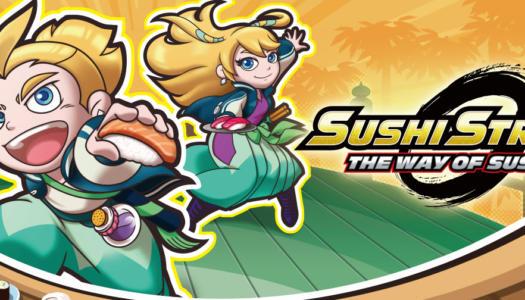 Ya disponible la demo de Sushi Striker: The Way of Sushido