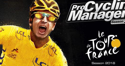 Le Tour de France 2018 y Pro Cycling Manager 2018 estrenan web