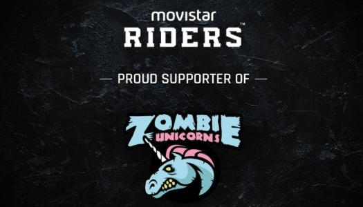 Movistar Riders se alía con Zombie Unicorns, equipo femenino de League of Legends