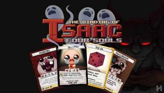 De los videojuegos a las cartas, The Binding of Isaac: Four Souls