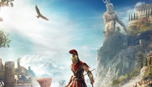 Assassin's Creed Odyssey y la variedad de entornos