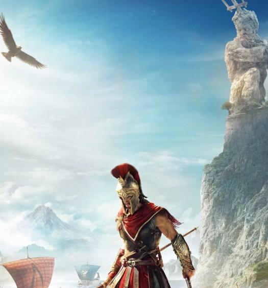 Assassins-Creed-Odyssey-UH-nuevas-Live Action-coleccionables-Creed Odyssey-nuevas actualizaciones