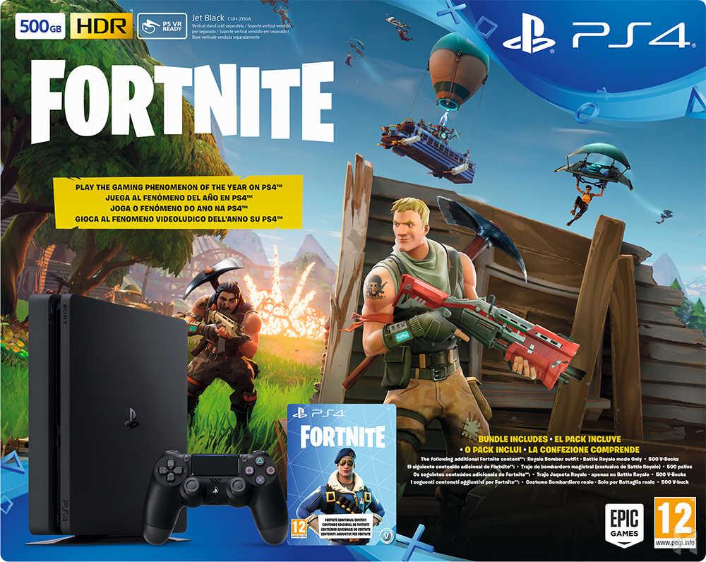 Bundle PS4 Fortnite (1)