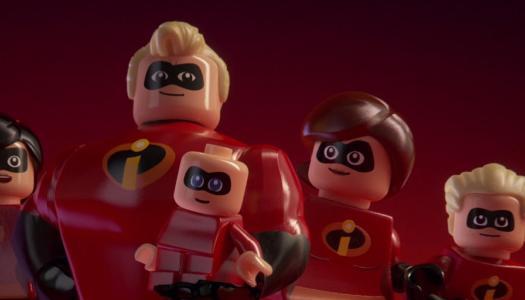 Ya está disponible LEGO Los Increíbles
