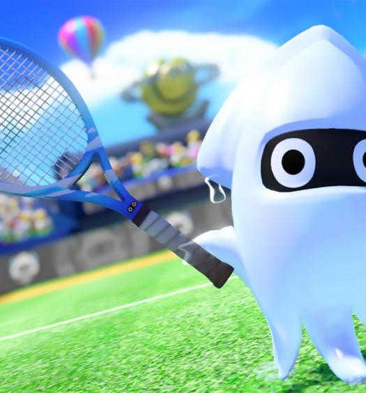 Mario Tennis Aces Pulpo