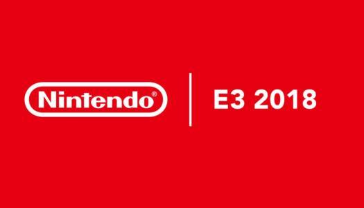 Conferencia de Nintendo en el E3 2018