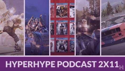 HyperHype Podcast 2×11 – PlayStation Hits, Final Fantasy VII, Fortnite…