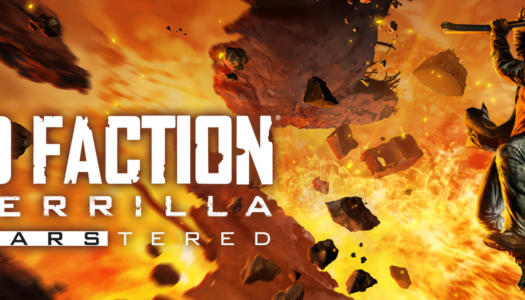 Red Faction Guerrilla Re-Mars-tered llegará a Nintendo Switch