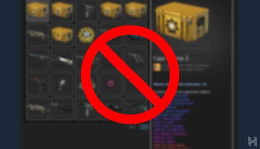 Valve bloquea el comercio de objetos en DOTA 2 y CS:GO