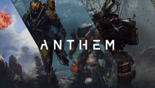 El desarrollo de Anthem llega a su fase Alpha