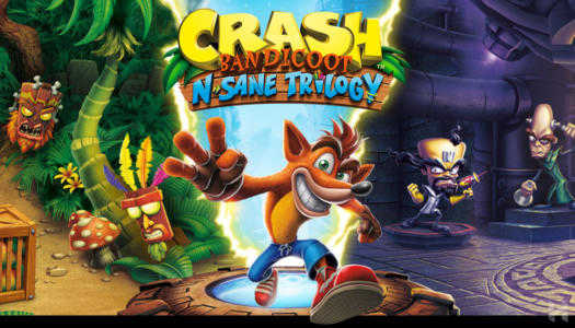 Crash Bandicoot N. Sane Trilogy ya disponible para Xbox One, Switch y Steam