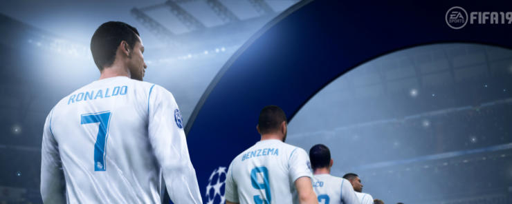 FIFA 19-Borja