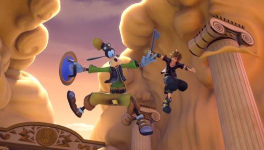 Kingdom Hearts III revela su reparto de actores