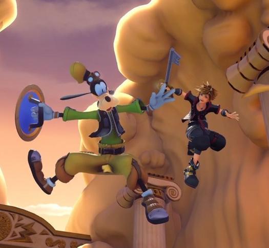 Kingdom Hearts 3-actores